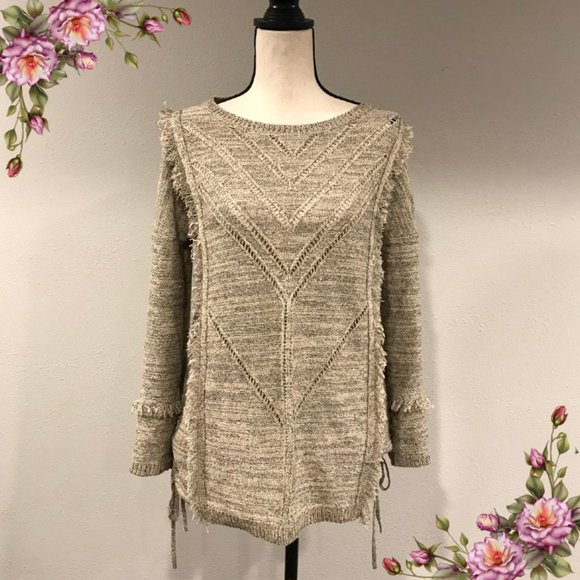 MAKE AN OFFER ;) Knox Rose boho sweater